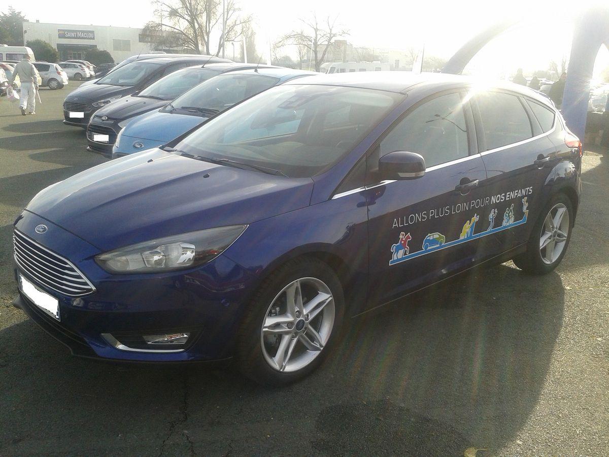 Essai Ford Focus 1.5 TDCI 120 ch Titanium