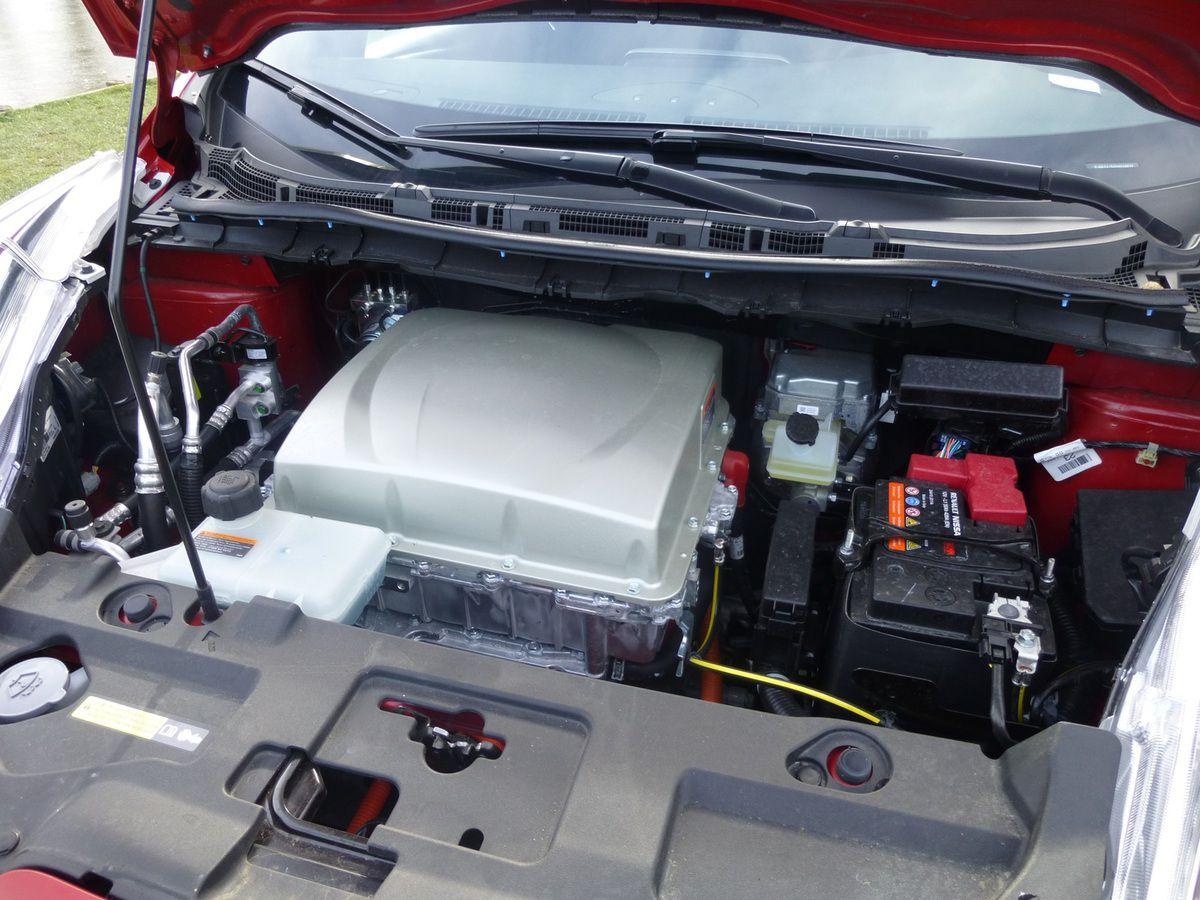 Essai Nissan Leaf 30 kWh 109 ch Acenta