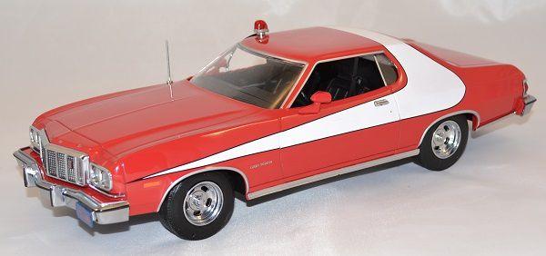 6 voitures miniatures de séries télé à collectionner