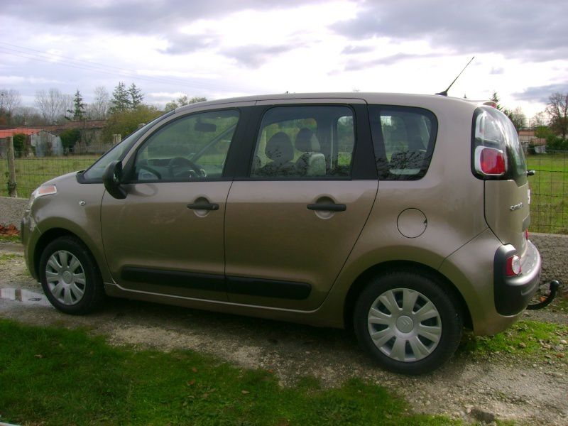 Essai Citroën C3 Picasso 1.4 VTI 95 ch Attraction