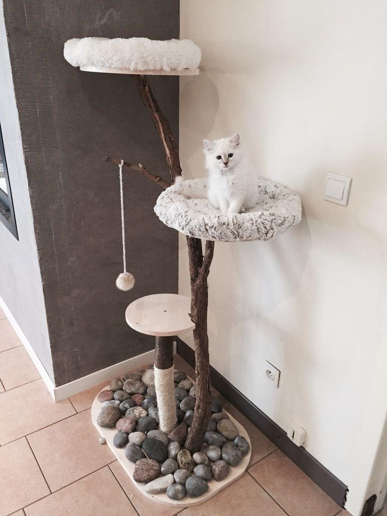 Arbre A Chat A Faire Maison arbre à chat diy (pour les radins comme moi) - passiparisienne