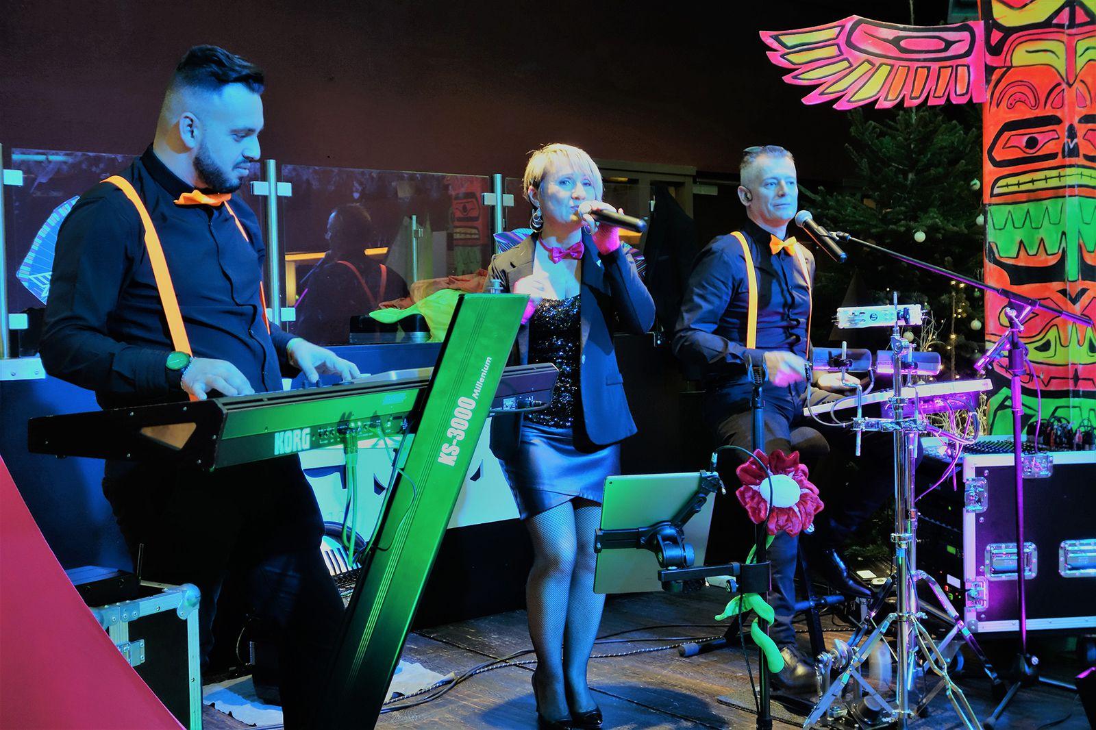 Groupe de musique Nîmes