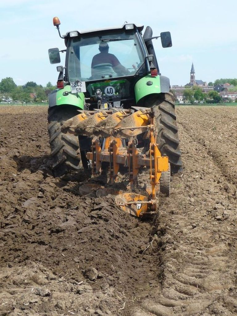 Terres Agricoles Halluinoises en Mai 2018 (suite et fin).