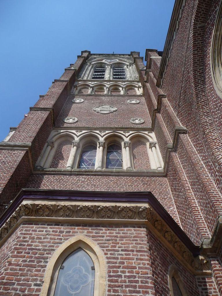 Eglise Saint Hilaire Halluin centre) - Mai 2019.