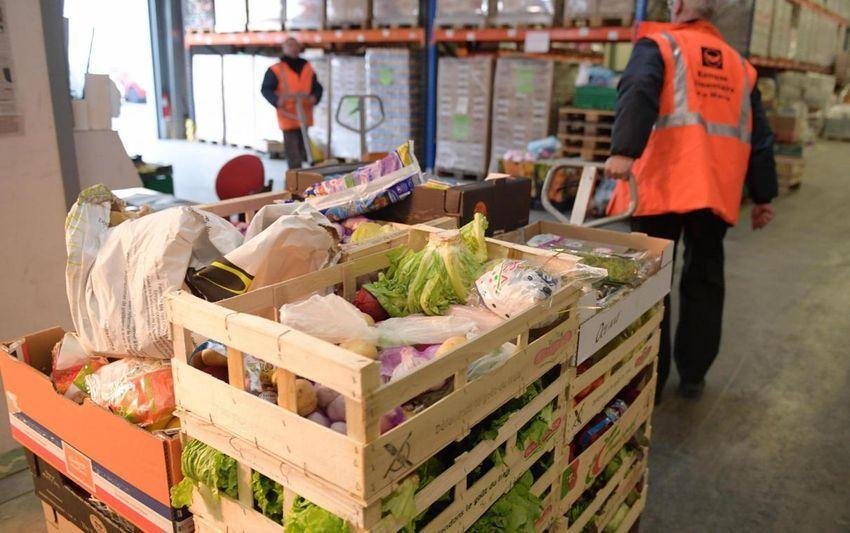 Les bénévoles de l'Entraide alimentaire se mobilisent ce vendredi et ce samedi pour la Banque alimentaire du Nord.