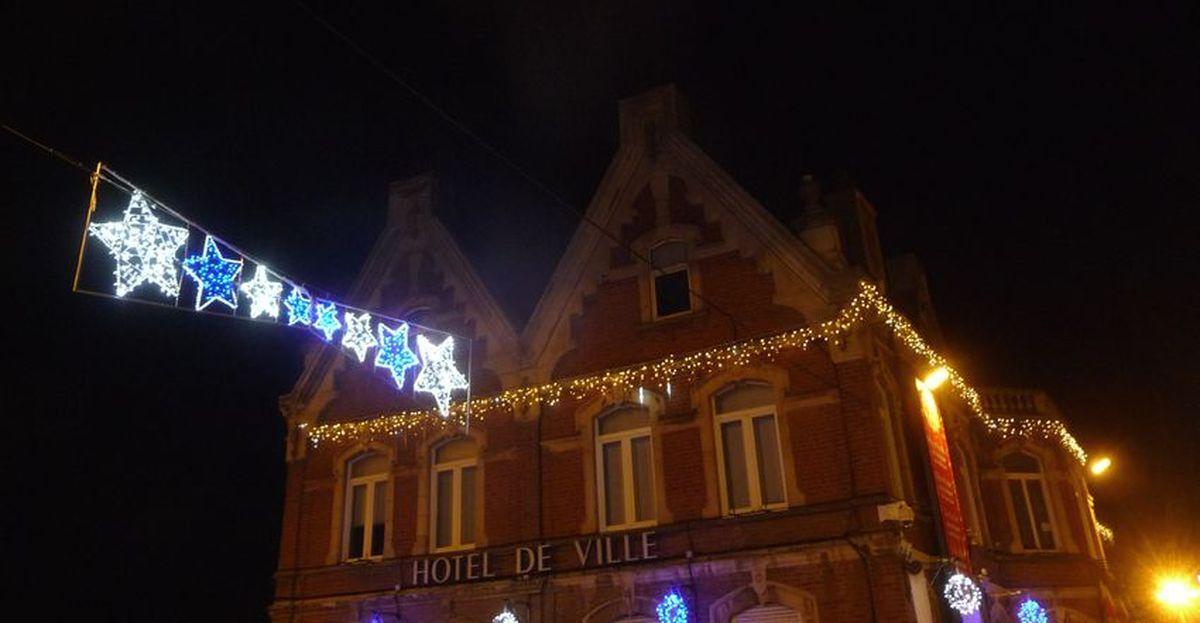 Hôtel de Ville, rue Marthe Nollet...