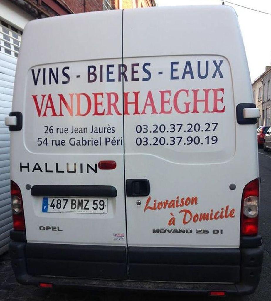 Maison Vanderhaeghe Daniel & Patrick : Fermeture Définitive (Déc. 2019).