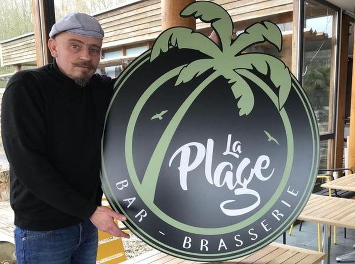 De retour du Canada, Pierre Laurent a eu un véritable coup de cœur pour le site du port de plaisance.