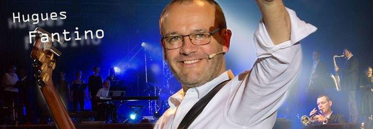 Ancien Halluinois, Hugues Fantino en concert depuis 2000.
