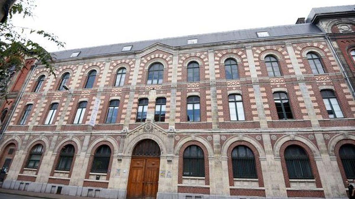 Ancien Elève de l'Ecole du Sacré Coeur Tourcoing.