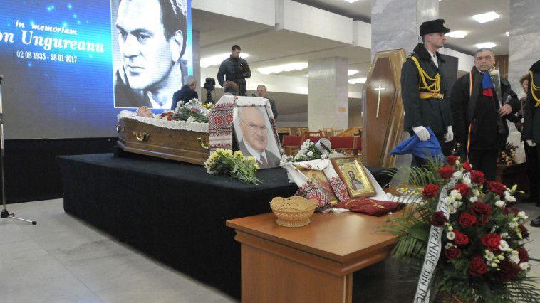 Săptămâna în care l-am pierdut pe Ion Ungureanu