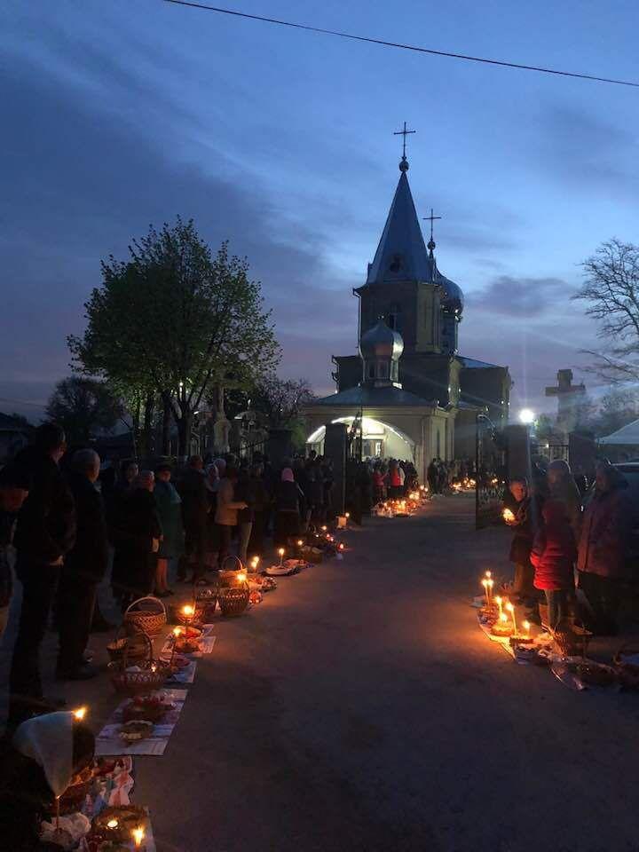 Duminica la biserica de la Ţarigrad, 2019. Photo: Ala Mirza