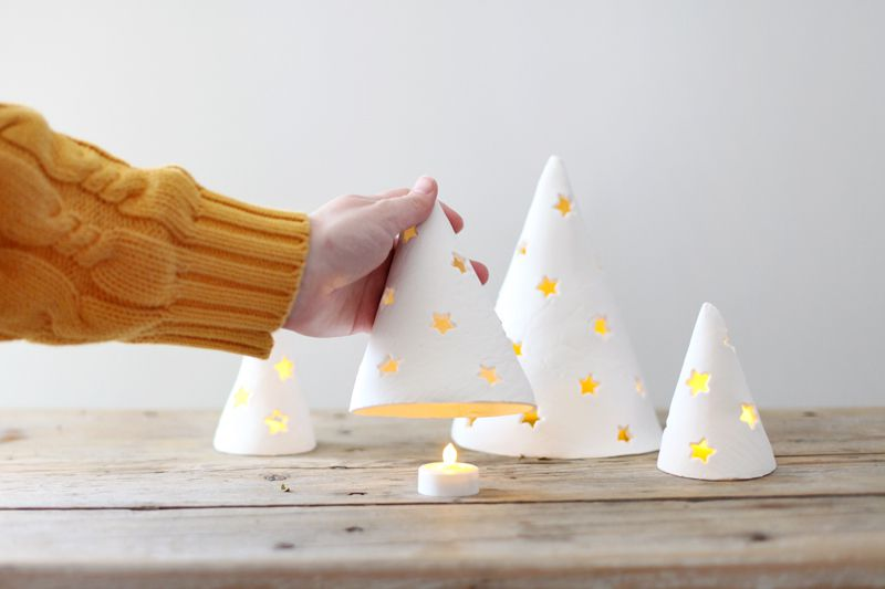 http://www.abeautifulmess.com/2013/12/diy-porcelain-holiday-tree-lights.html