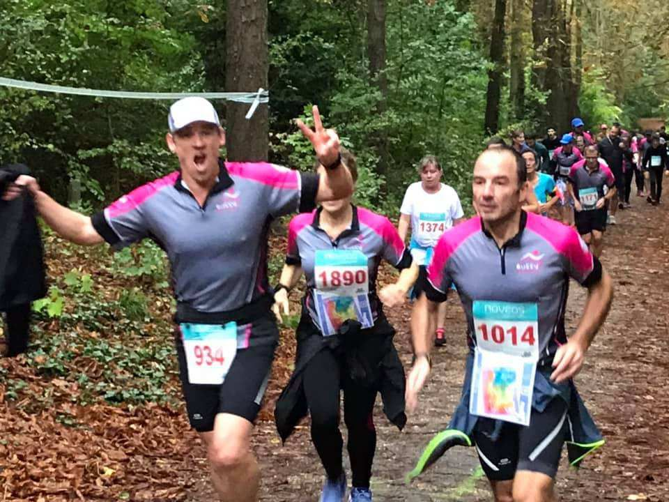 Course du Souffle (29/09/19) - Bussy Running s'engage !
