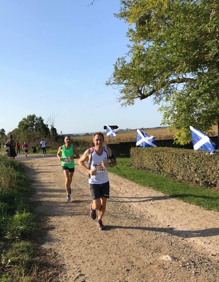 Trail du Soldat de la Marne (13/10/19)