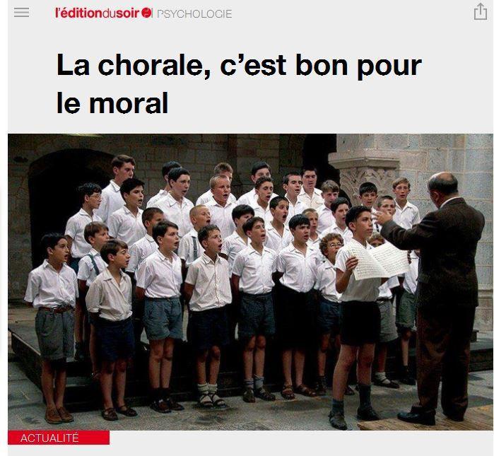 article paru le 3 novembre 2015 dans le journal OUEST FRANCE