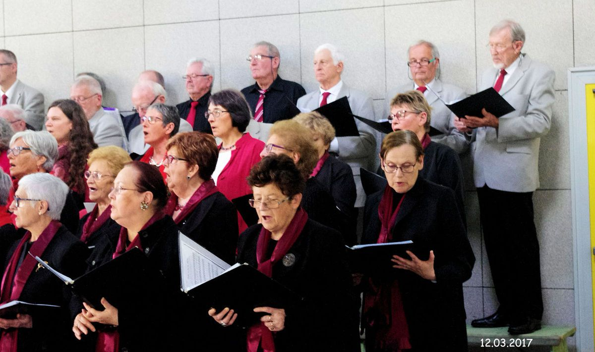 Photos prises par Christine et Dnl pour le compte de la Chorale de la Côte des Légendes
