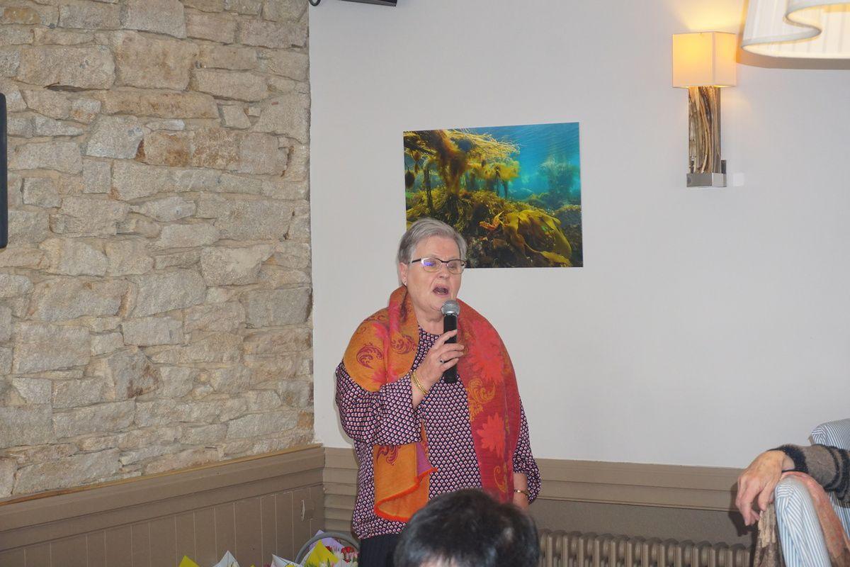 les photos de Christine, toujours disponible et que je remercie au nom de tous les participants.