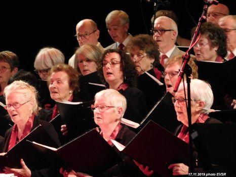 Les photos prises par l'Ensemble Vocal de Saint-Renan (à suivre)