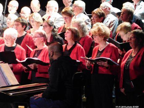 suite des photos prises par l'Ensemble Vocal de Saint-Renan