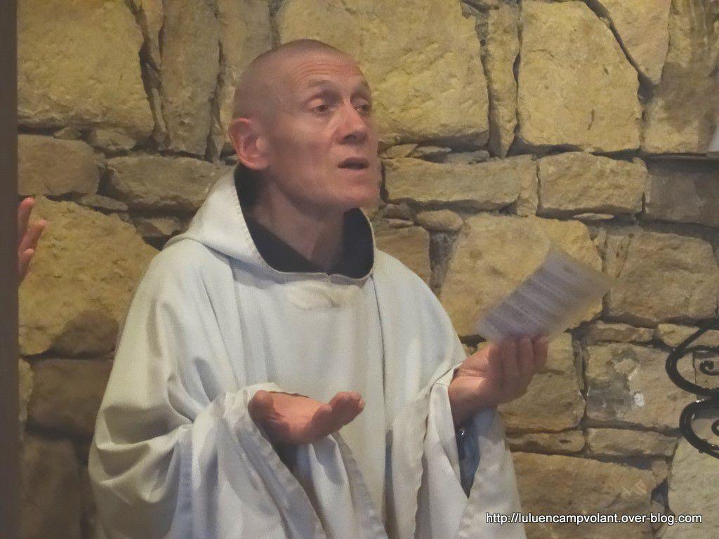 Roberte, Fadila, et les moines de Tibhirine