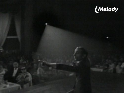 13 mai 1967: Gala du festival de Cannes
