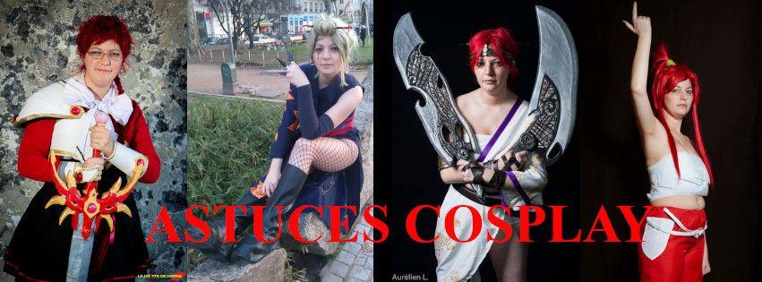 Astuces cosplay N°6 : bien mettre une perruque !