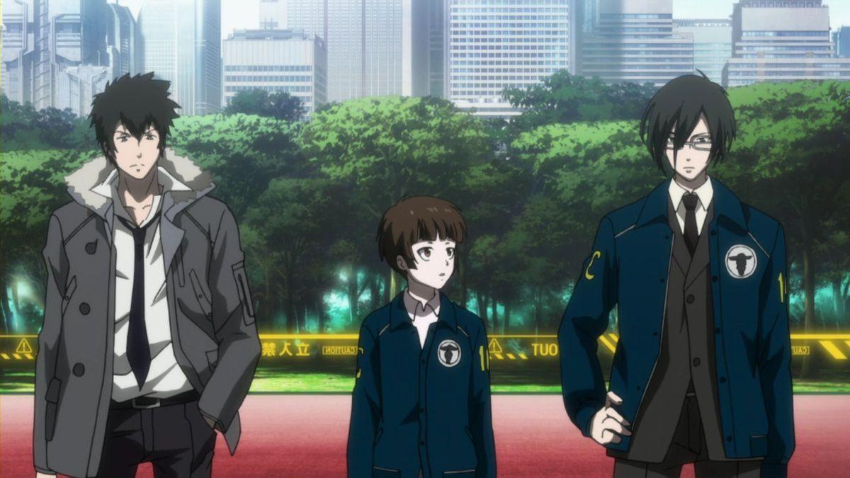 """Notez que l'emblème de cette police servant de """"médecin"""" à la cité c'est un caducée !"""