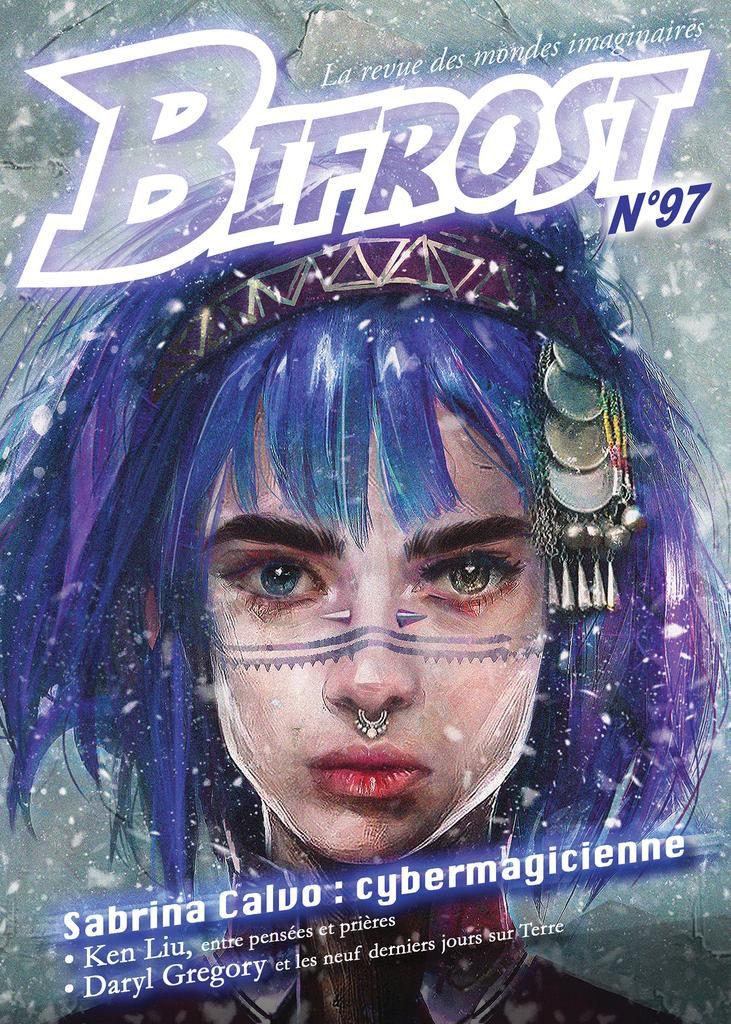 Bifrost N°97 : interview de l'llustratrice et avis (1/2)