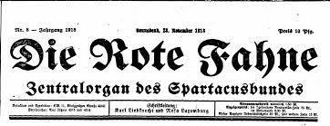 0.1 Dossier Rosa Luxemburg et la révolution en Allemagne, 1918/1919 - Novemberrevolution