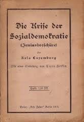 """Rosa Luxemburg, Karl Liebknecht ... , """"L'ennemi principal est dans notre propre pays"""" - accès gratuit sur le site les bons caractères"""