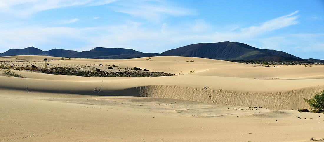 Fuerteventura - Les dune de Corralejo