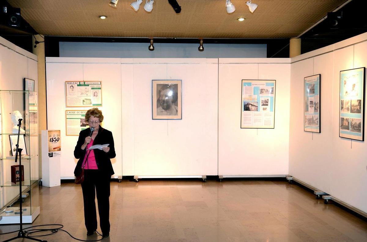 Histoire de Villeparisis: Balzac