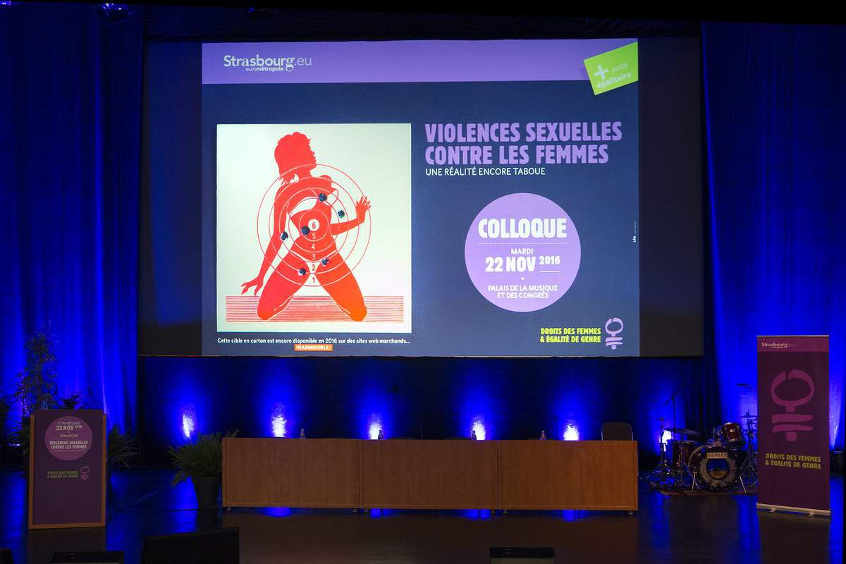 © Photographies du colloque prises par Claude Menninger