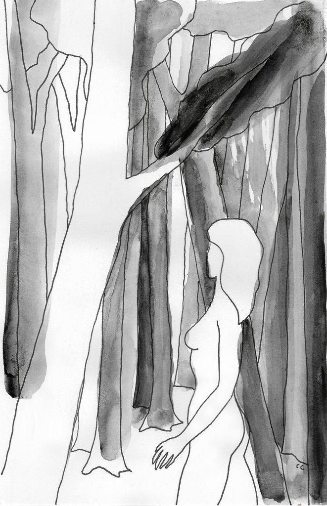 Entre les lignes, La tête dans mon poème & Épine de douleur