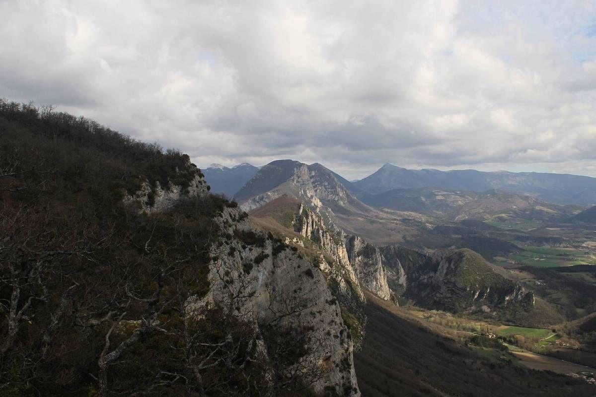 Roche Colombe (886m)