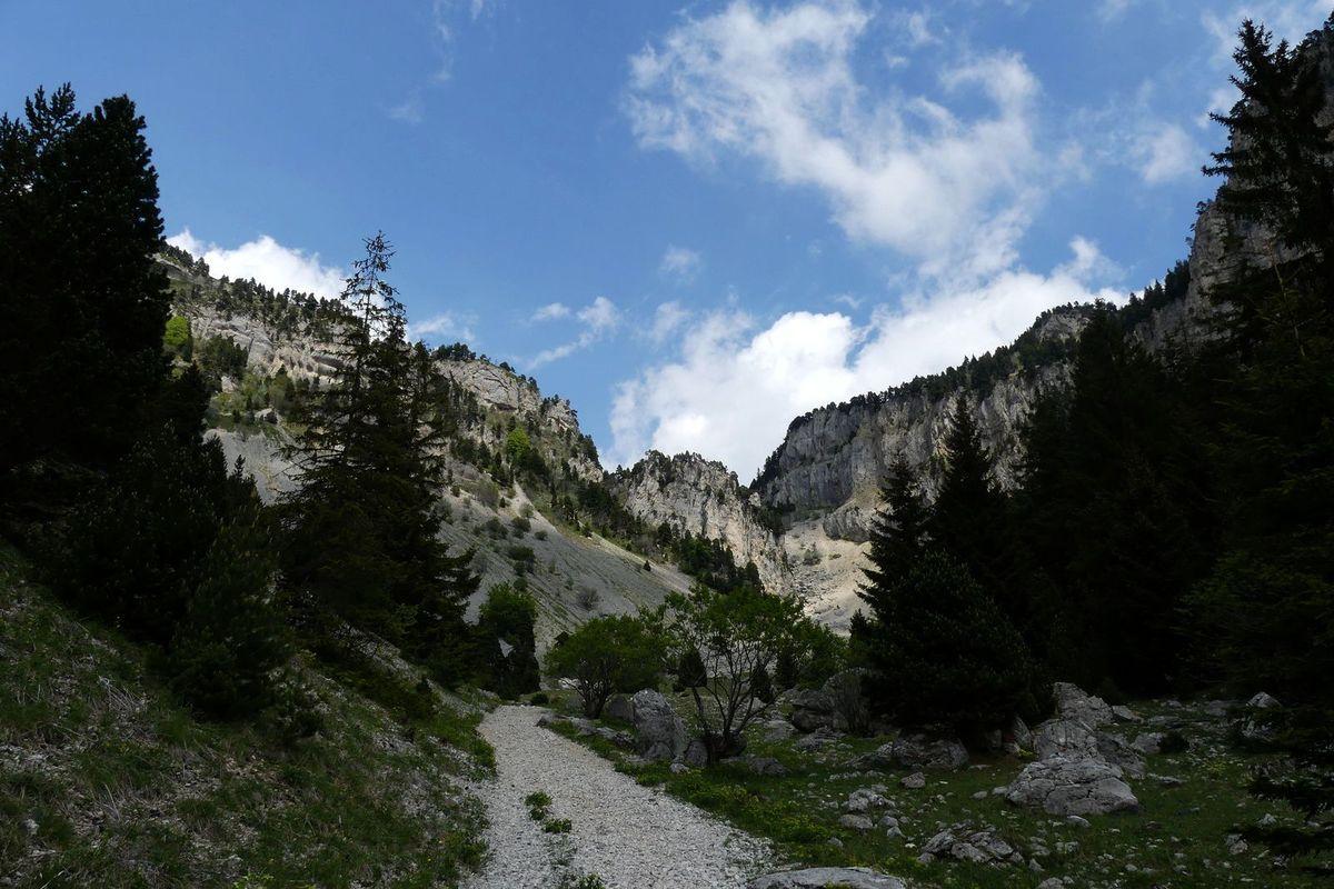 3 Jours sur les Hauts Plateaux J1 : Romeyer-Tourte Barreaux