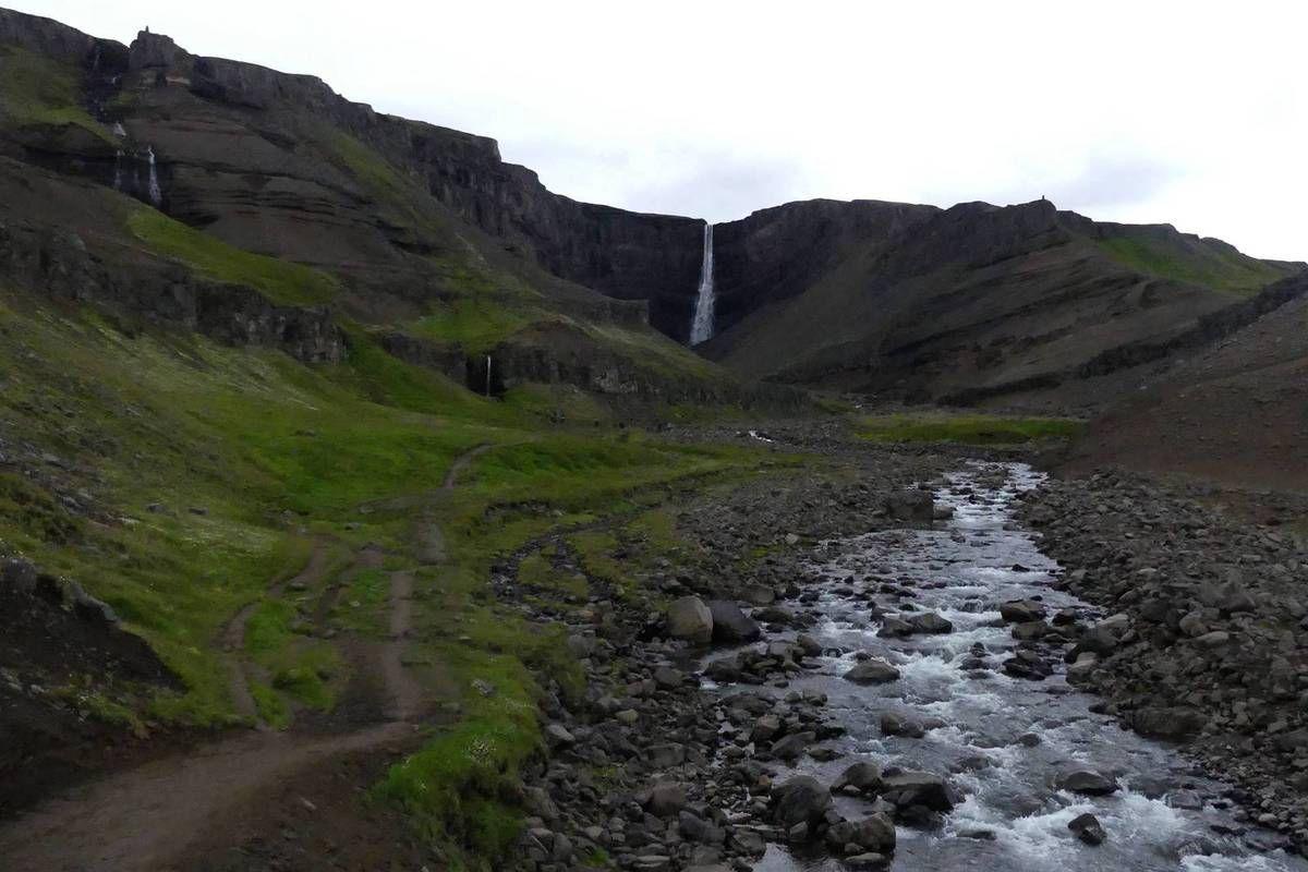 Islande 2017 : J7 Fáskrúðsfjörður-Seyðisfjörður 208 Kms
