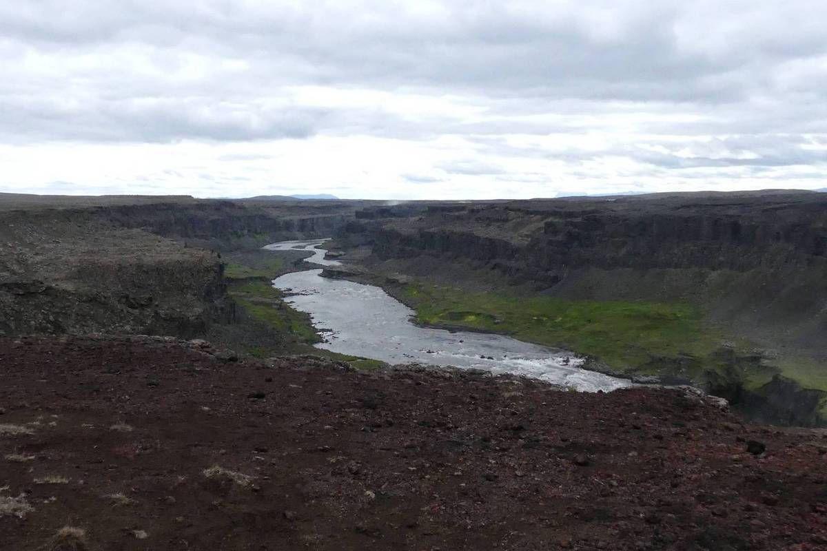 Islande 2017 : J9 Kópasker-Heiðarbær 255 Kms