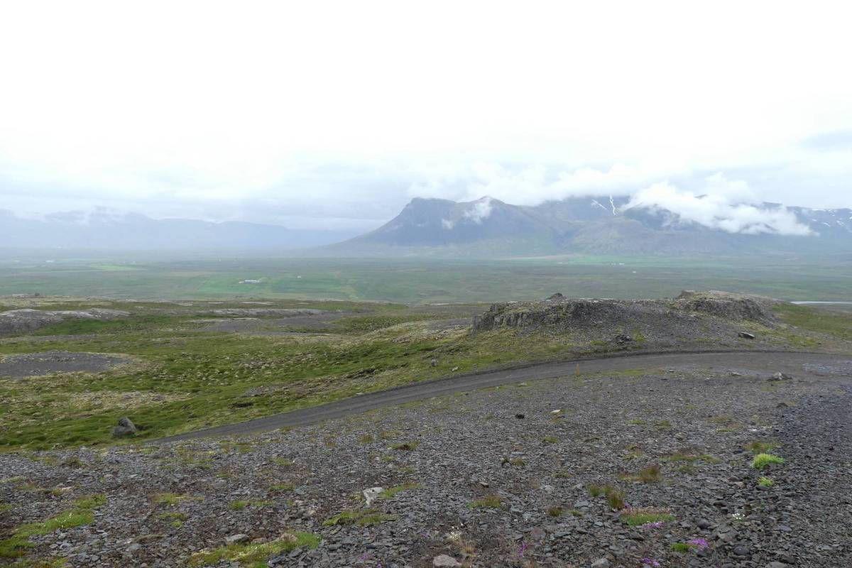 Islande 2017 : J12 SauðárkrókurHvammstangi 231 Kms