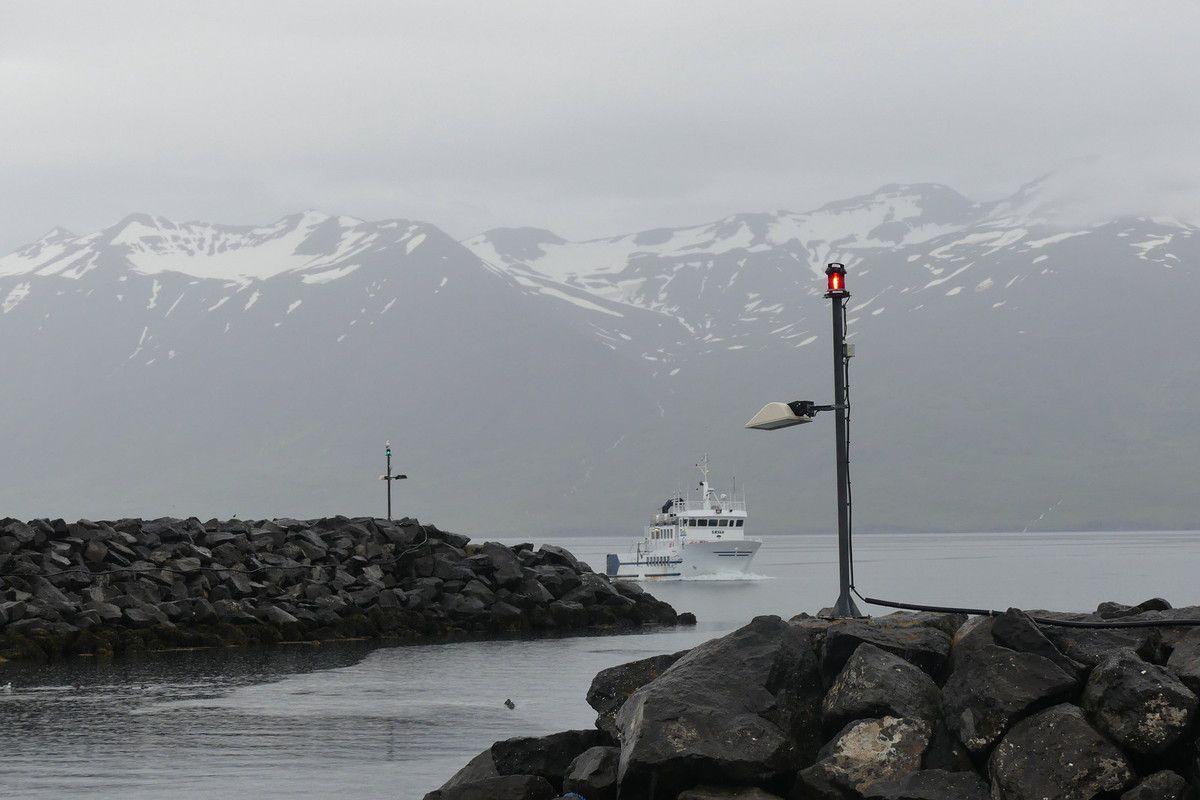 Islande 2017 : J11 Heiðarbær-Hvammstangi 183 Kms