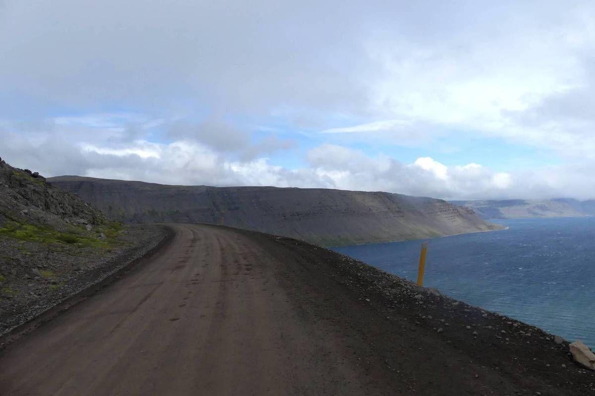 Islande 2017 : J14 Tungudalur-Flókalundur 399 Kms