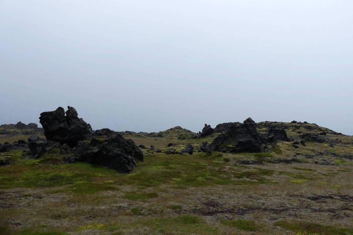 Islande 2017 : J16 Ólafsvík-Ólafsvík 116 Kms