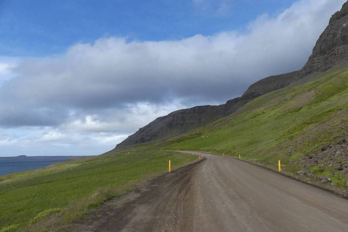 Islande 2017 : J15 Flókalundur-Ólafsvík 341 Kms