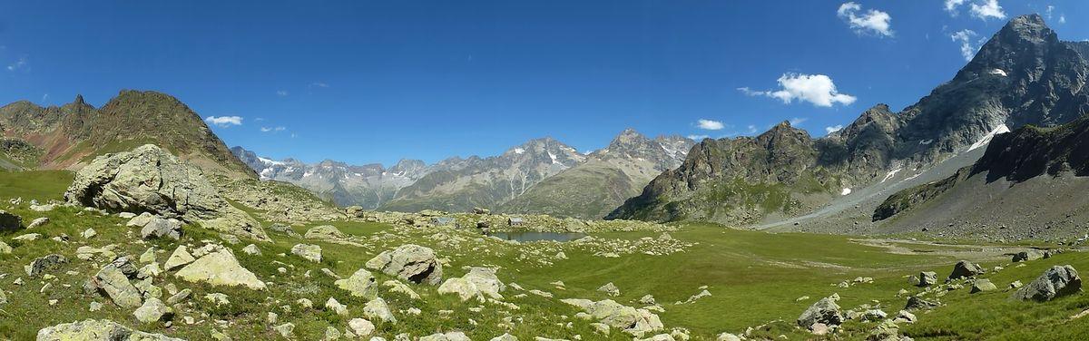 Pic de Vallonpierre (2741m)