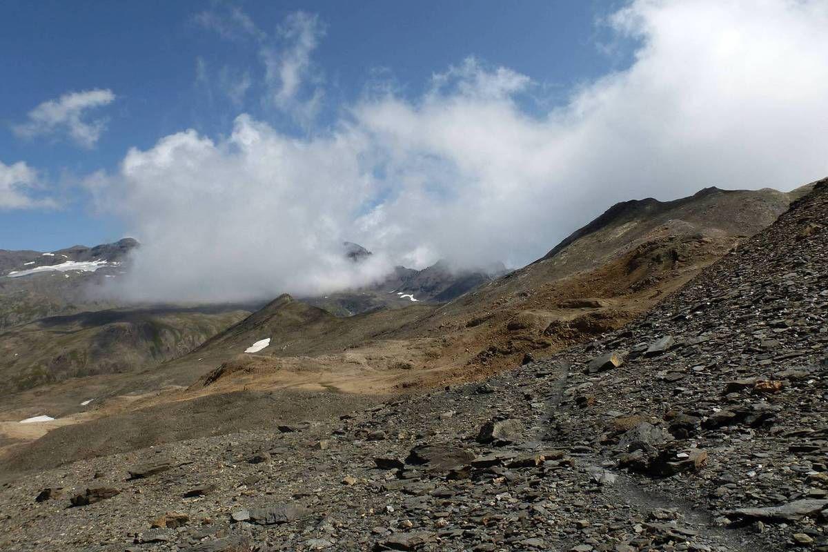 3 Jours en Vanoise : J1 Refuge du Fond des Fours en passant par la Pointe des Fours (3072m)