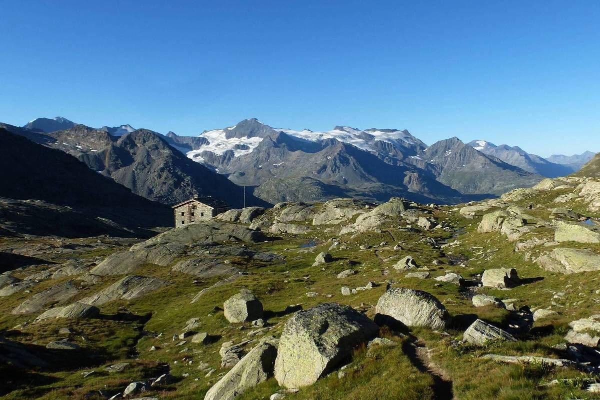 3 Jours en Vanoise : J3 Col du Carro (3149m)