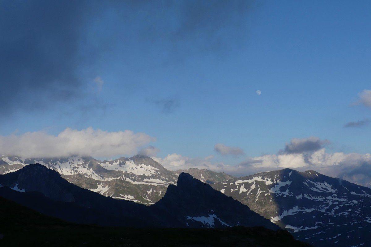 3 Jours en Beaufortain J1 : Montée au refuge du Col de la Croix du Bonhomme