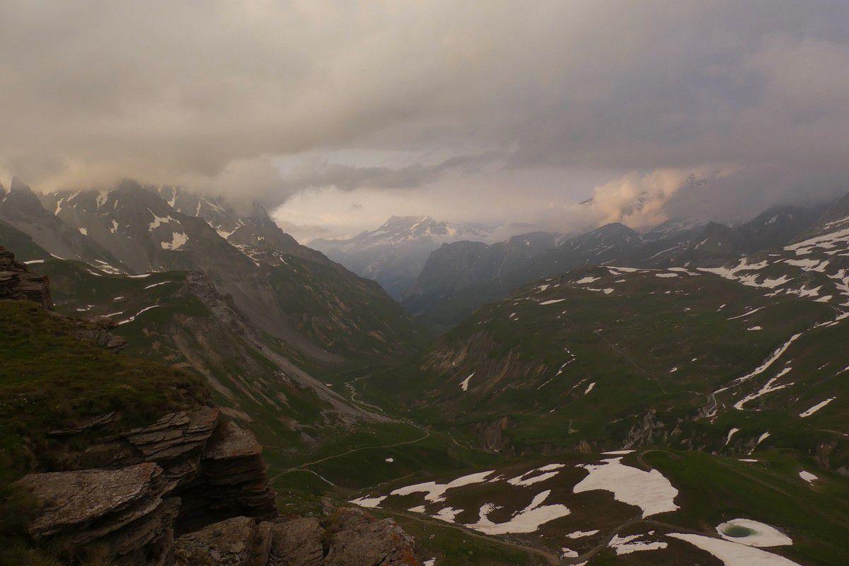 3 Jours en Vanoise J1 : Montée au Refuge de Péclet-Polset