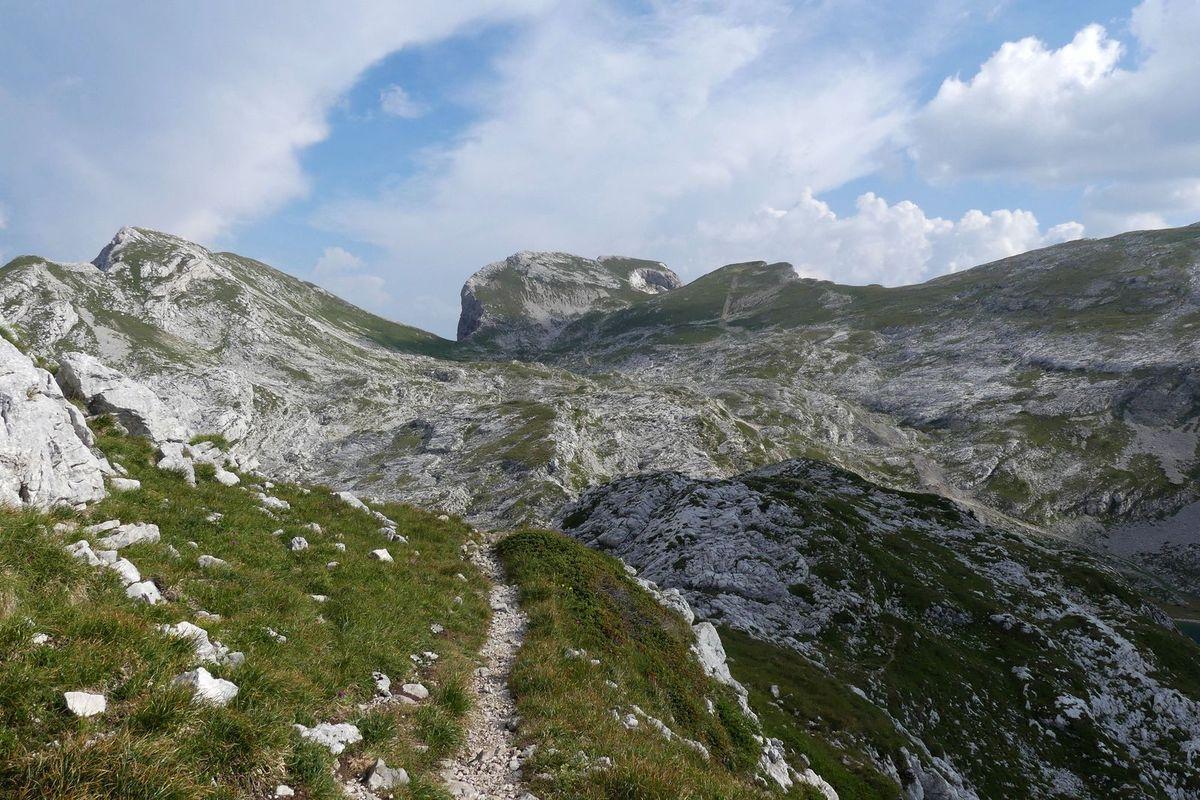 Quelques heures au dessus de Villard de Lans : J1 Bivouac au Col des Deux Soeurs